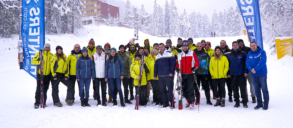 About Hunters Ski School