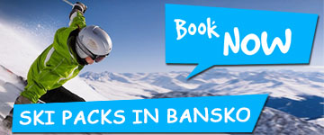 Ski packs in Bansko