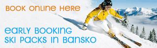 Bansko Ski Packs
