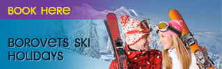 Early booking deals in Borovets