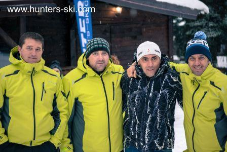 winter season 2016/2017 - Hunters Ski School Borovets