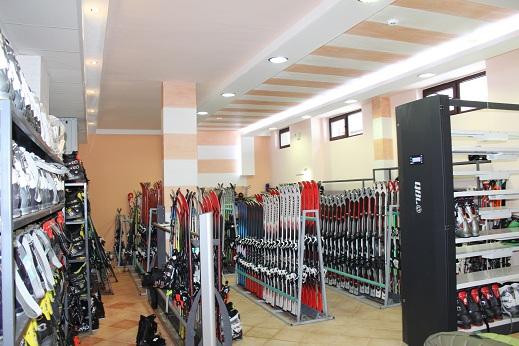Violet depot - Hunters Ski School Borovets