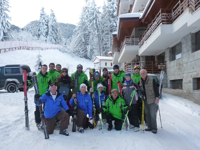 HUNTERS Team 1 - Hunters Ski School Borovets