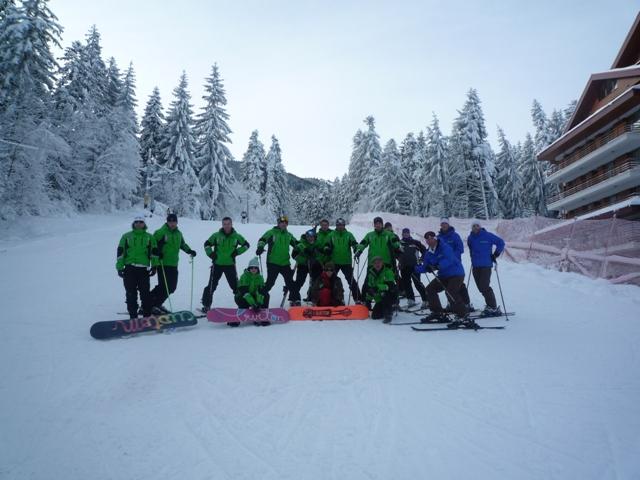 HUNTERS SKI TEAM 2010 - Hunters Ski School Borovets