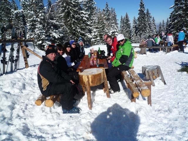 Meggi's class 1 - Hunters Ski School Borovets
