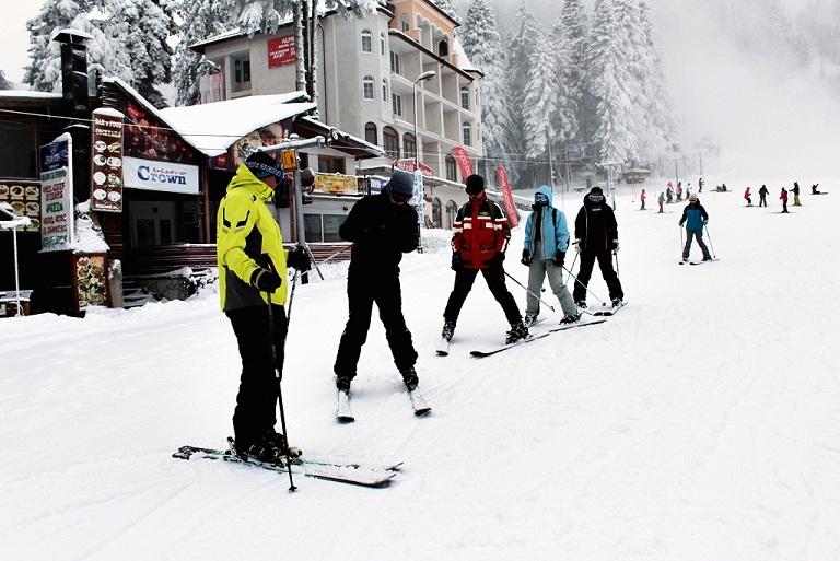 Premium full ski pack
