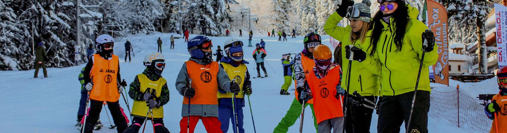 Full ski packs